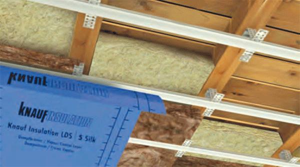 izolacija sa unutrašnje strane ventilisani krov